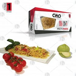Noodles Proteici CiaoCarb Stage 1 - 140g