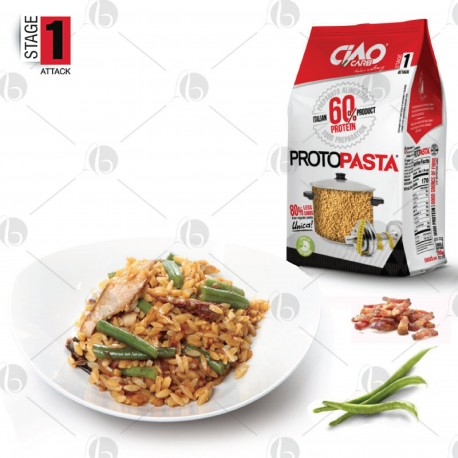 Riso Proteico CiaoCarb Stage 1 - 500g (10X50g)