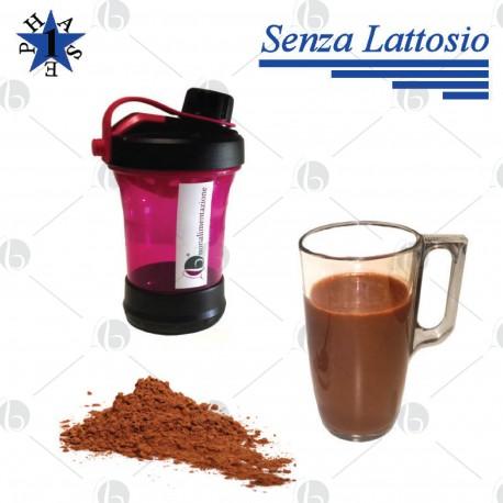 Drink Proteico Cacao senza Glutine 200 ml - FASE 1