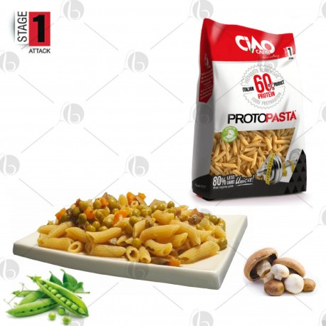 Penne Proteiche CiaoCarb Stage 1 - 250g