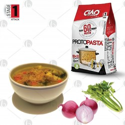 Stortini Proteici CiaoCarb Stage 1 - 300g (6x50g)