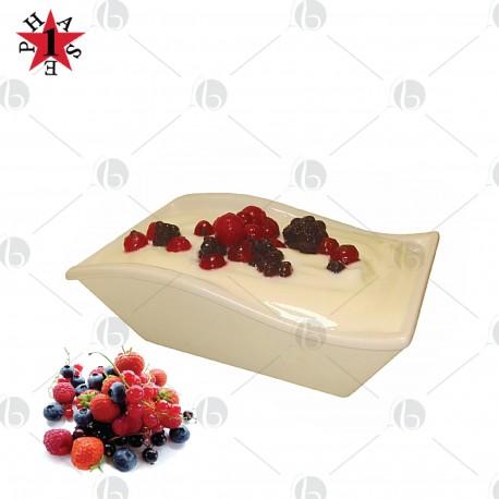 Yogurt Proteico Frutti di Bosco 180 ml - FASE 1