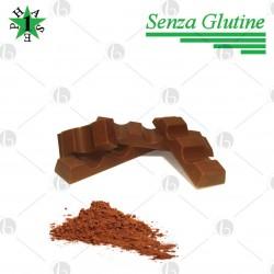 Barrette Proteiche cioccolato SENZA GLUTINE - FASE1