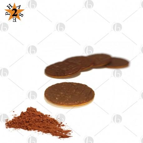 Biscotti Proteici Cioccolato Scatola 5x4