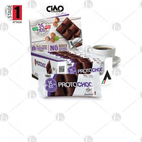 Protochoc Bar CiaoCarb 35g