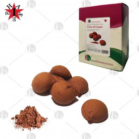 Gioie Proteiche al Cacao Fase 1 - 4 x 50g