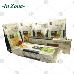 Kit Ipocalorico Nutriwell Dieta a Zona - 1850g