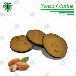 Frollino Mandorla Glassato Fase 1 - SENZA GLUTINE 4x30g
