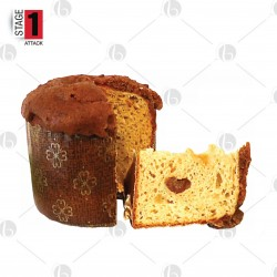 Panettone Ciao Carb Fase 1 - 60g