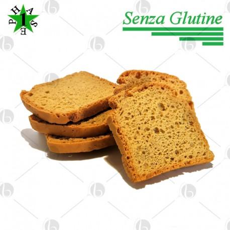 Toast Proteici Senza Glutine 1 Confez. 5 x 40g