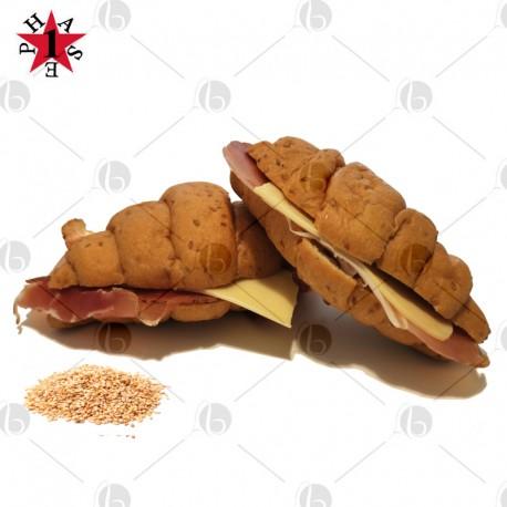 Croissant Salato Proteico Fase 1 - 10 x 50g