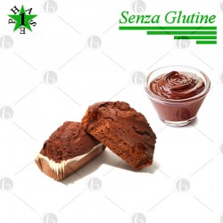 Plumcake Proteico SENZA GLUTINE FASE 1 -Cacao