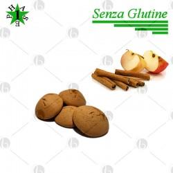 Biscotti Proteici Mela/Cannella Fase 1 - SENZA GLUTINE 150G (5x30)g